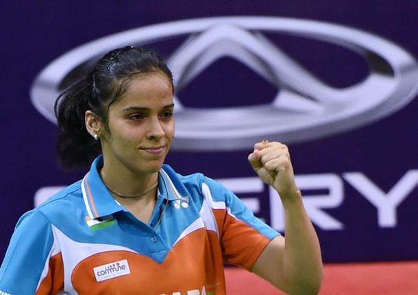 Saina Nehwal / PTI / The Hindu