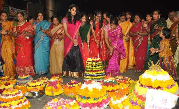 Bathukamma festival in Telangana. ( Photo:DC/File)