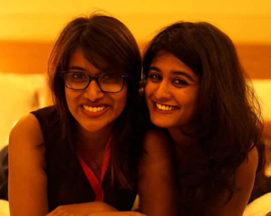 Raveena and Puranjani of Project Sonder / Special Arrangement