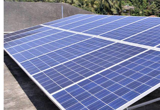 Big deal:Suzlon won solar projects of 210 MW, including the 100 MW project, in Telangana.– File photo